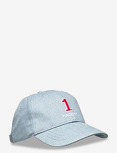 KIDS DENIM NO1 CAP - hats - 000denim
