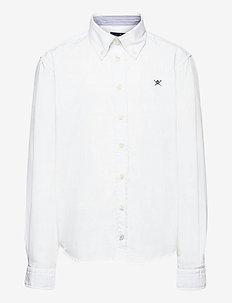 PLAIN POPLIN Y - shirts - 800white