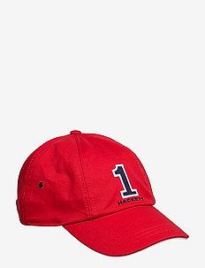 NUMBER CAP - 255RED