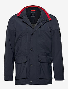 AMR FIELD JACKET - coupe-vent - 595navy
