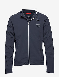 AMR SOFTSHELL MOTO - coupe-vent - 595navy