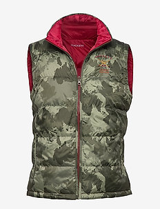 ARMY POLO GILET - gilets sans manches - 0aamulti