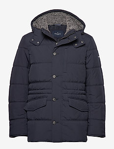 POLAR FLEECE ANORAK - 595NAVY