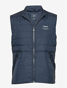 AMR GILET - gilets sans manches - 595navy