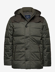 CLASSIC PUFFER - padded jackets - grey
