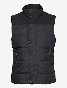 CLASSIC GILET - vests - blue