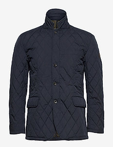 KINLOCH - quilted jackets - blue