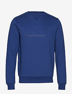 AMR CREW - sweatshirts - 551blue