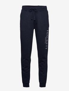 HACKETT LDN SW PANTS - sweatpants - blue
