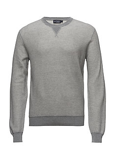 REV B/EYE SWEAT CREW - GREY
