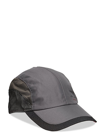 AMR TRACK MESH CAP - 945GREY