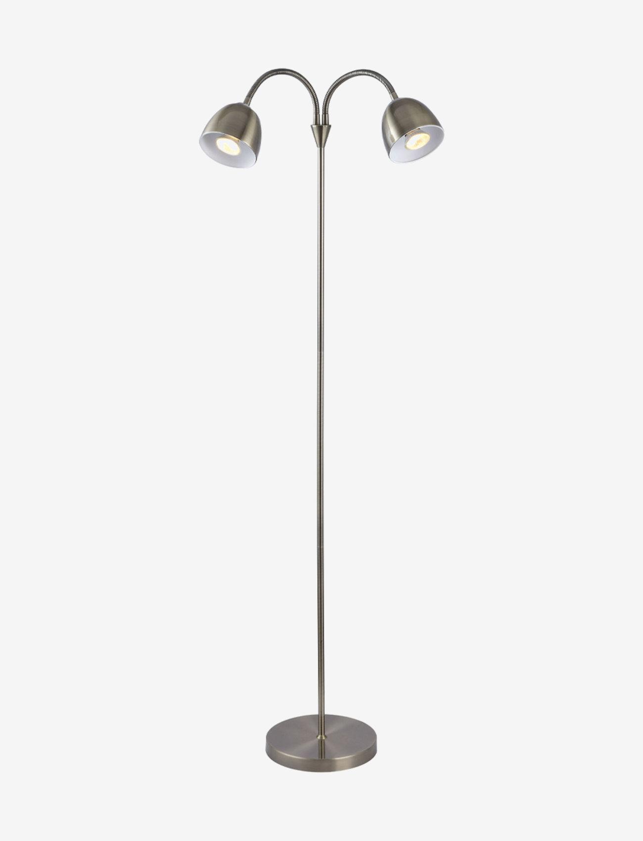 Halo Design - Fjord - gulvlamper - antique brass - 0