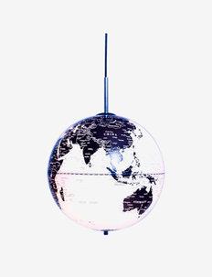 The World - pendellampor - black, white