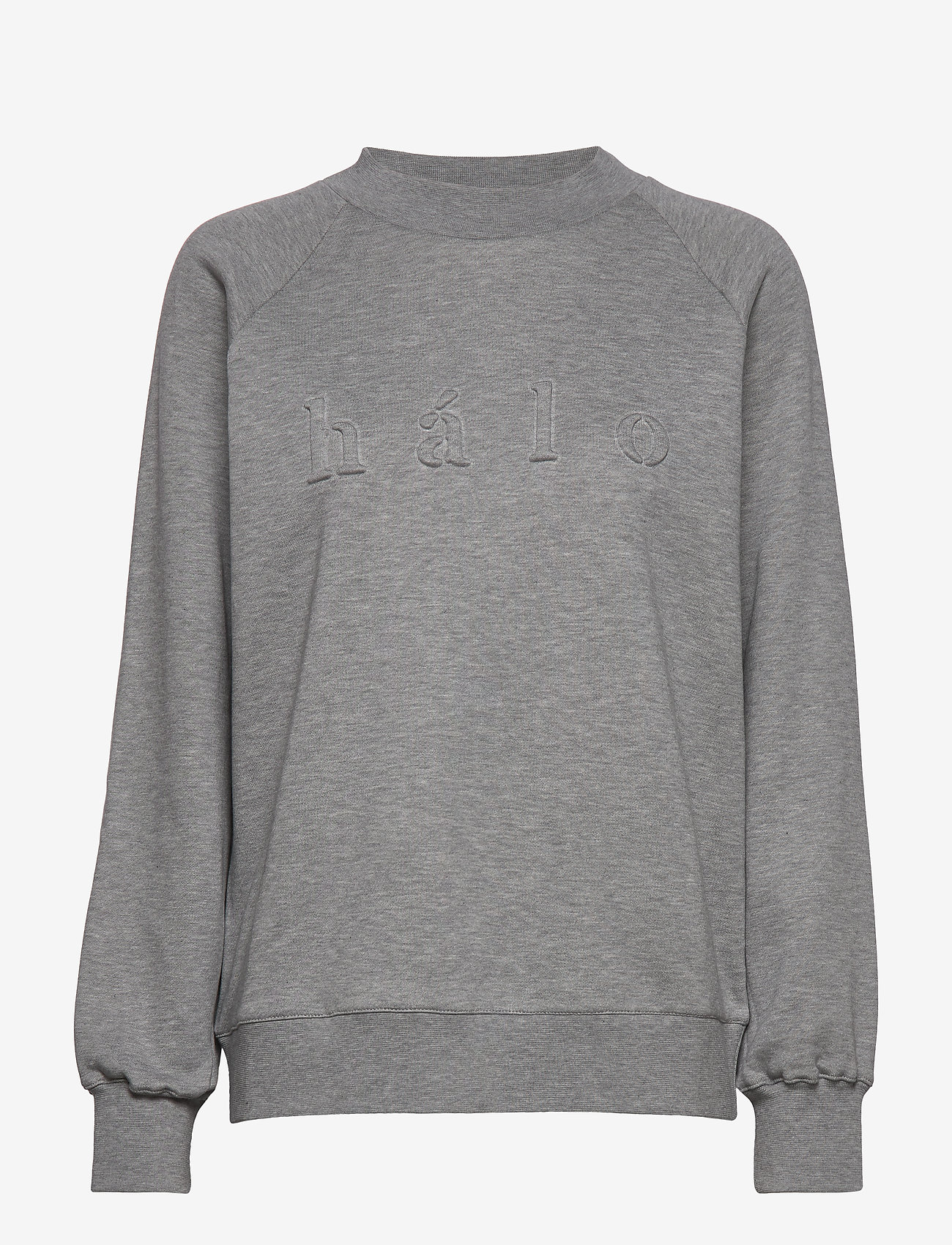 hálo - KAJO college - sweatshirts - grey - 0