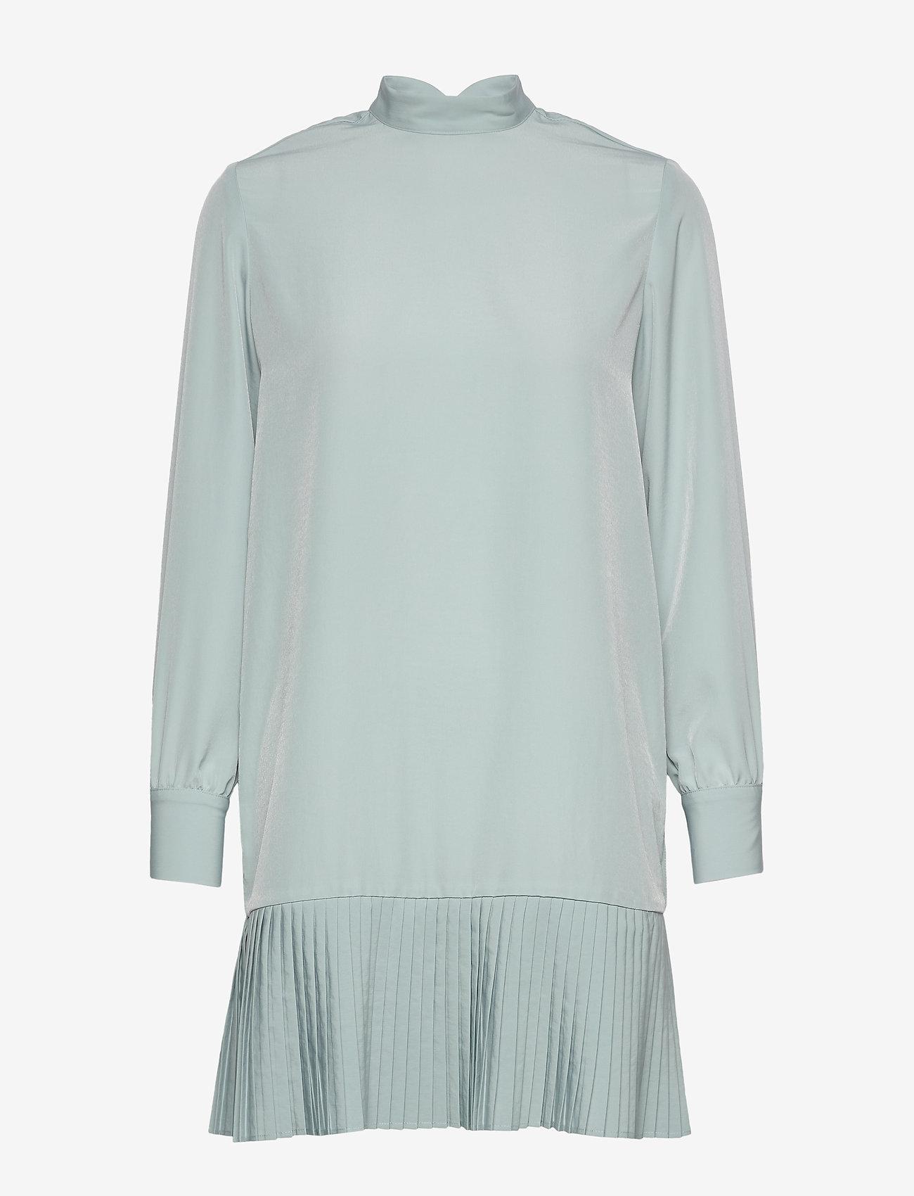 Kajo Shirt Dress (Foggy Blue) - hálo O6x4SM