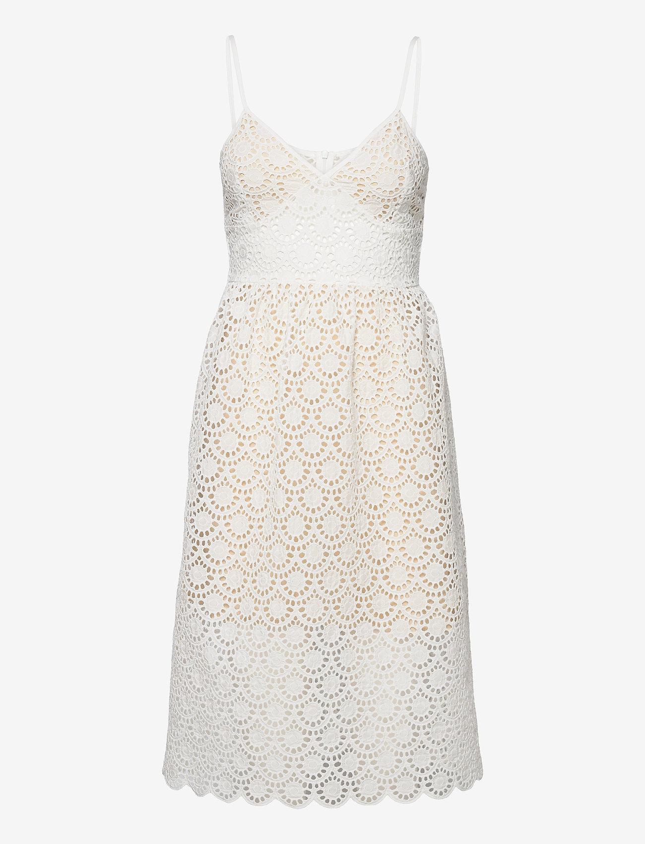 hálo - NEVA lace dress - sommerkjoler - white - 1