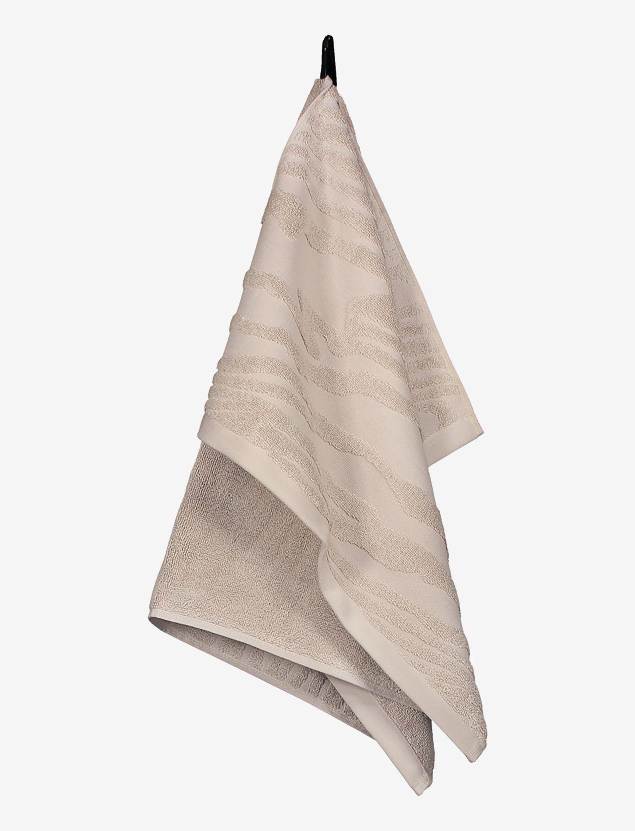 hálo - KAARNA hand towel - handdoeken en badhanddoeken - sand - 2