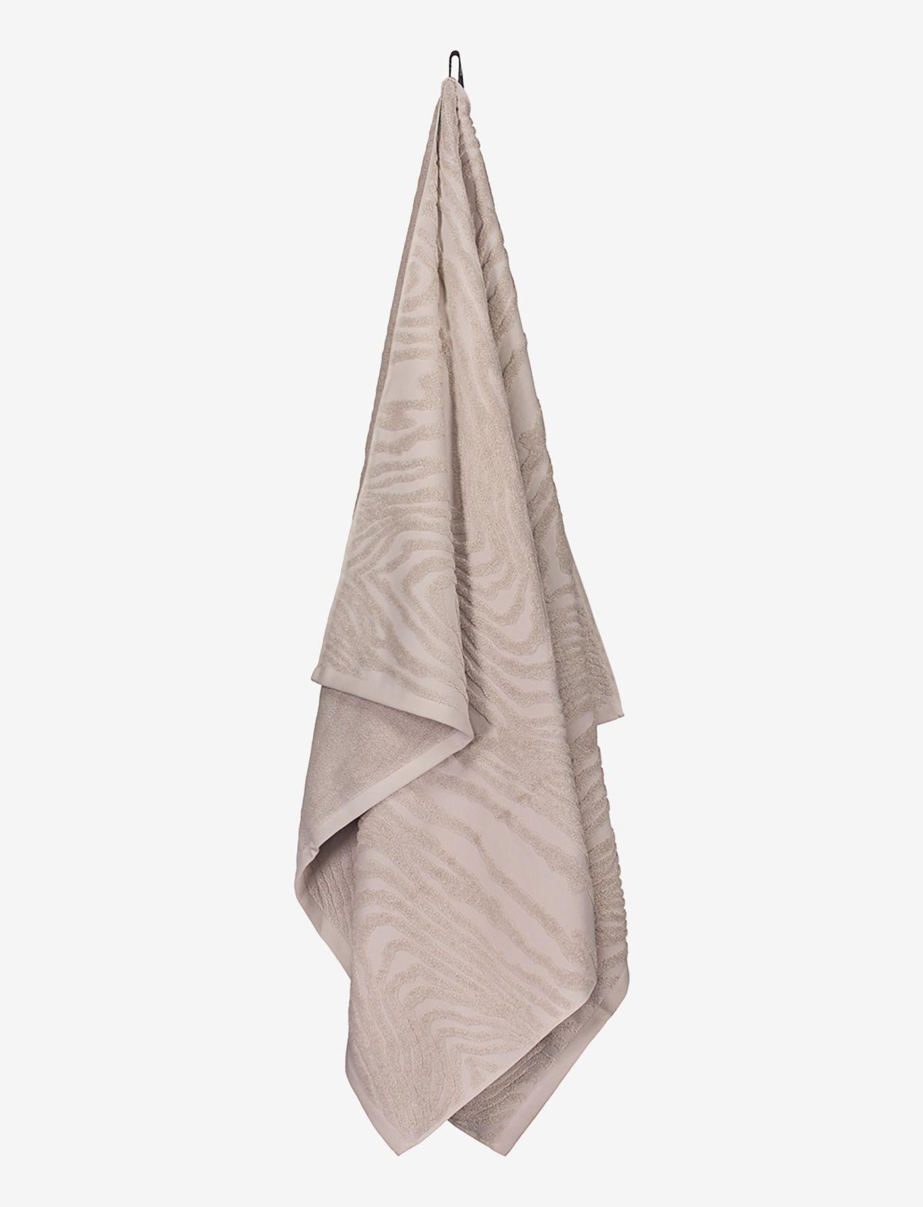 hálo - KAARNA bath towel - handdoeken en badhanddoeken - sand - 2