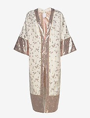 hálo - PETRONELLA robe - kimona - cream - 1
