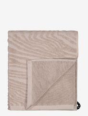 hálo - KAARNA bath towel - handdoeken en badhanddoeken - sand - 0