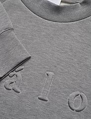 hálo - KAJO college - sweatshirts - grey - 2