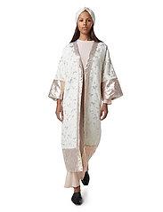 hálo - PETRONELLA robe - kimona - cream - 0