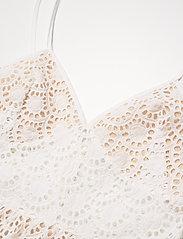 hálo - NEVA lace dress - sommerkjoler - white - 4