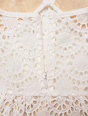 hálo - NEVA lace dress - sommerkjoler - white - 5