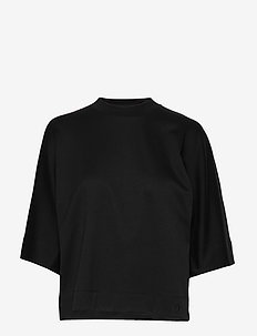 TUNDRA box shirt - BLACK