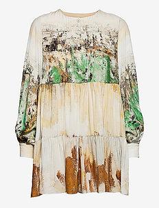 REIDAR prairie mini dress - krótkie sukienki - multicolor
