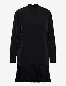 KAJO shirt dress - lyhyet mekot - black