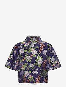 RUSKA shirt - lyhythihaiset puserot - multicolor