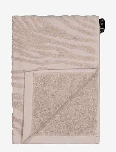 KAARNA hand towel - handdoeken en badhanddoeken - sand