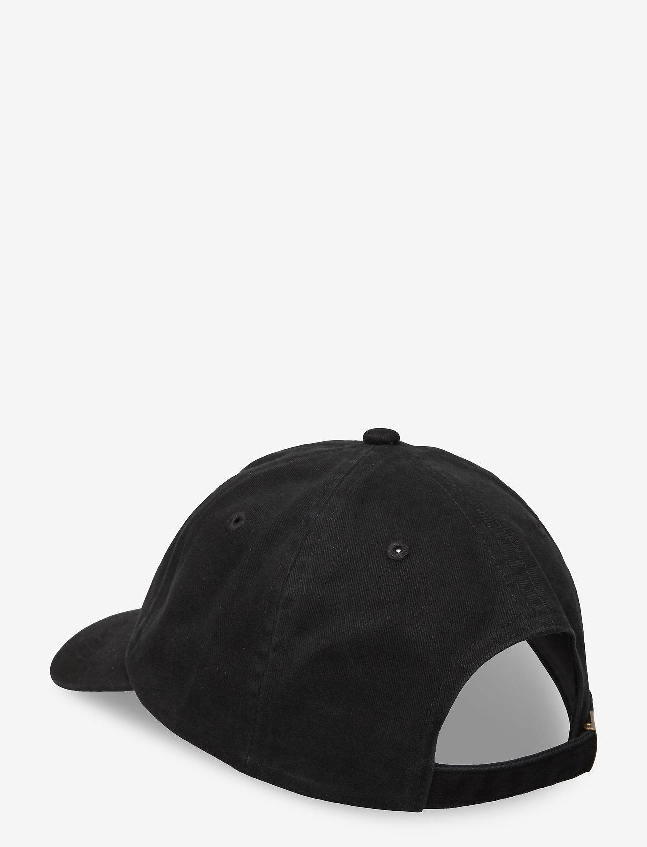 HALO - HALO CAP - caps - black - 1