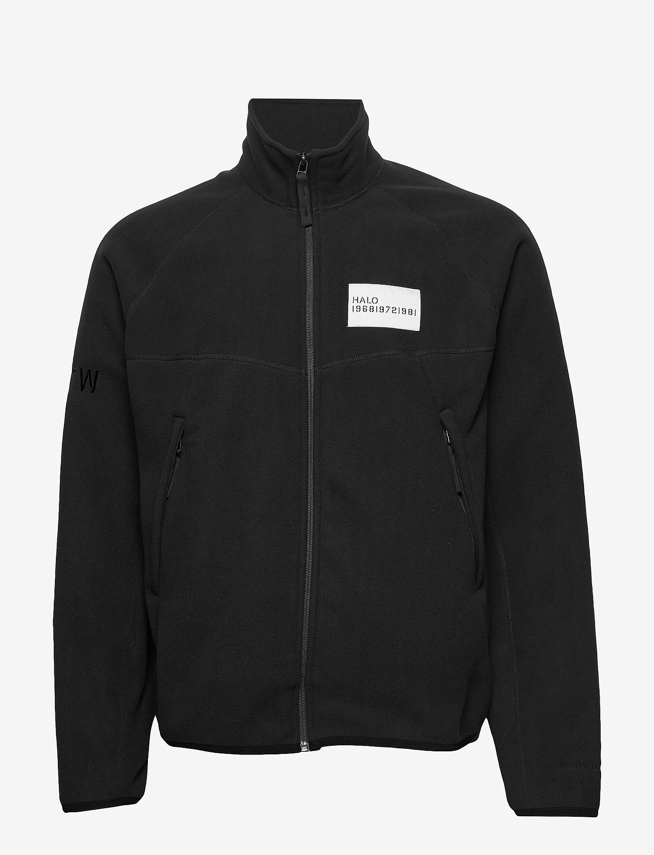 HALO - HALO ATW Zip Fleece - oberteile - black - 0