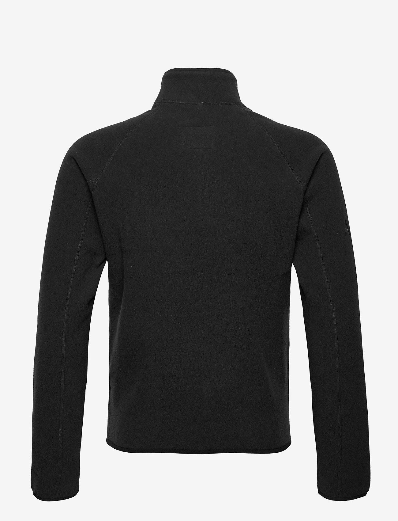 HALO - HALO ATW Zip Fleece - mid layer jackets - black - 1