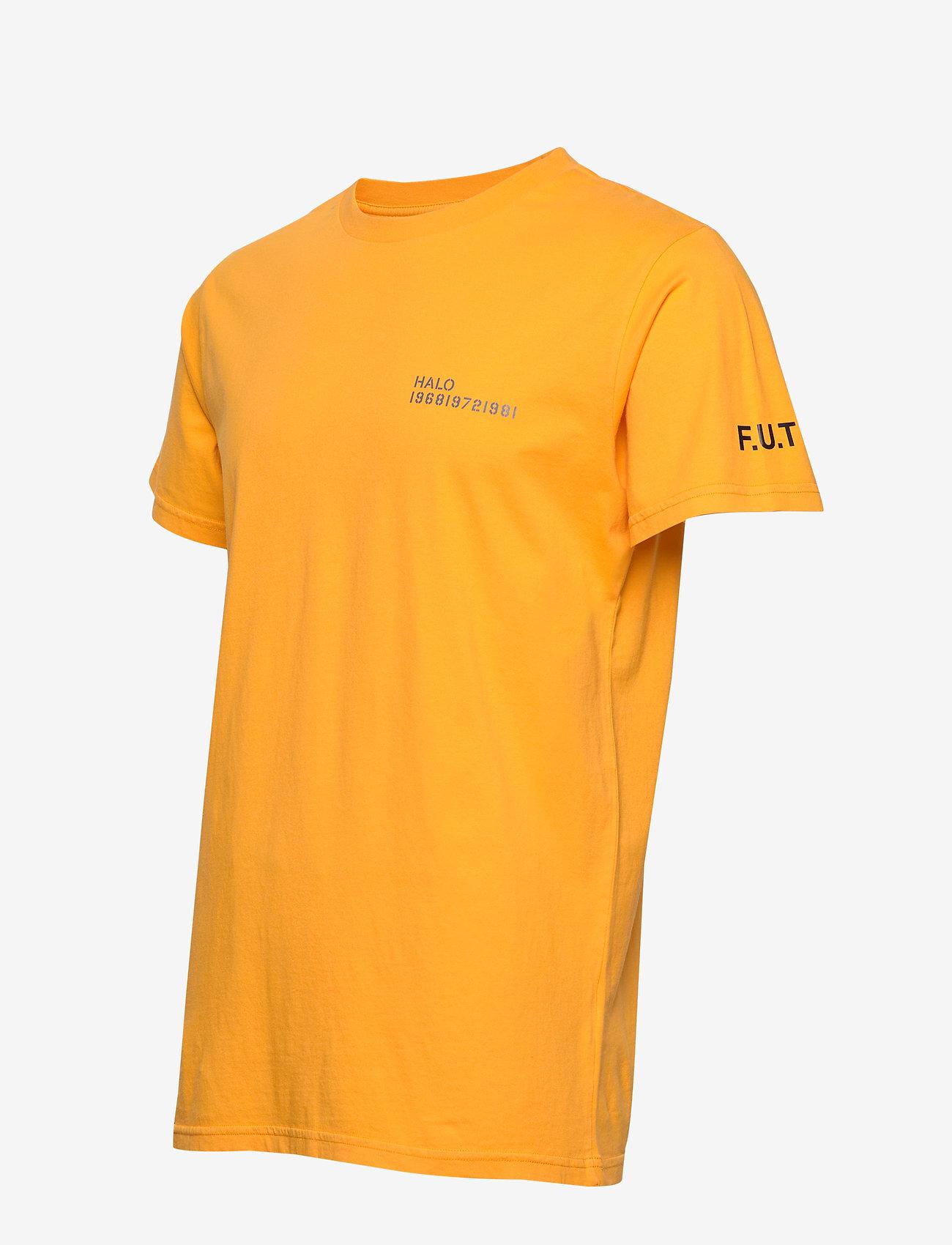 HALO HALO Cotton Tee - T-skjorter GOLD FUSION - Menn Klær