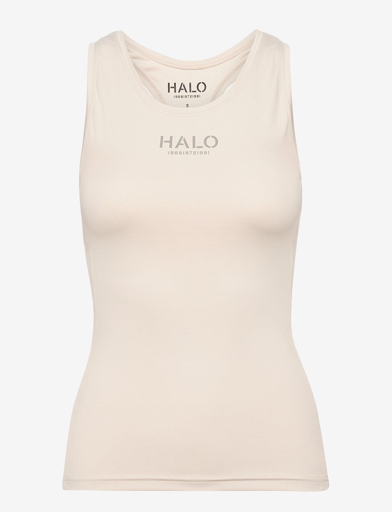 HALO - HALO WOMENS RACERBACK TANK - Ärmellose tops - pumice stone - 1