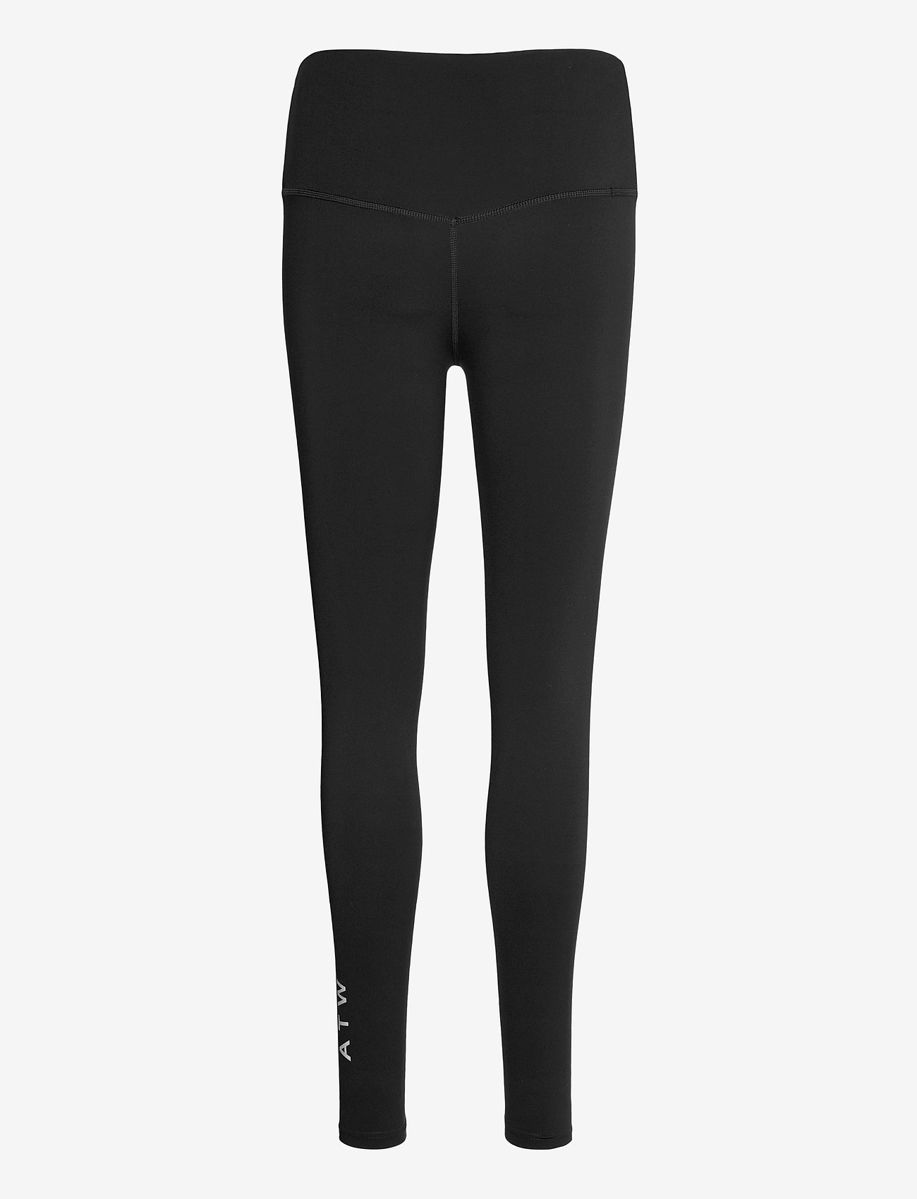 HALO - HALO WOMENS HIGHRISE TIGHTS - running & training tights - black - 1