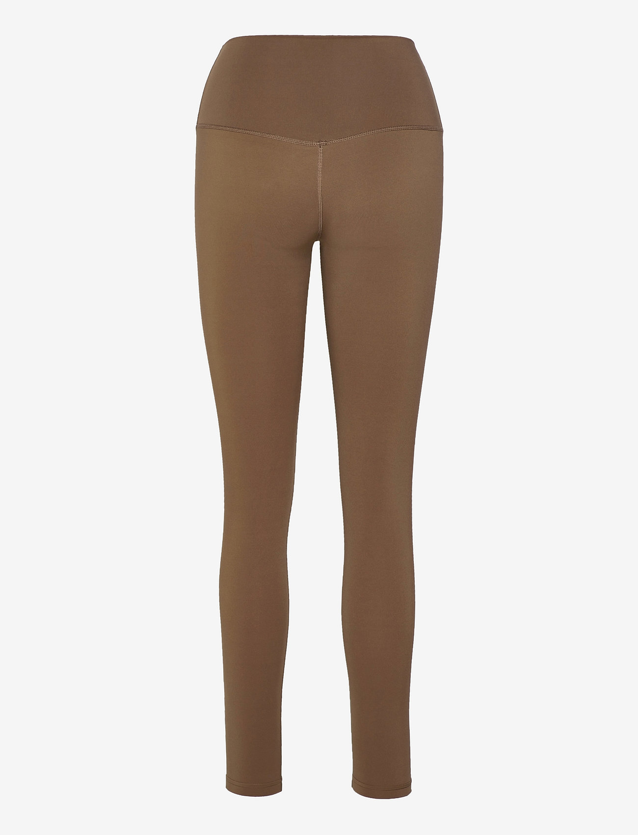 HALO - HALO WOMENS HIGHRISE TIGHTS - tights & shorts - vintage brown - 2