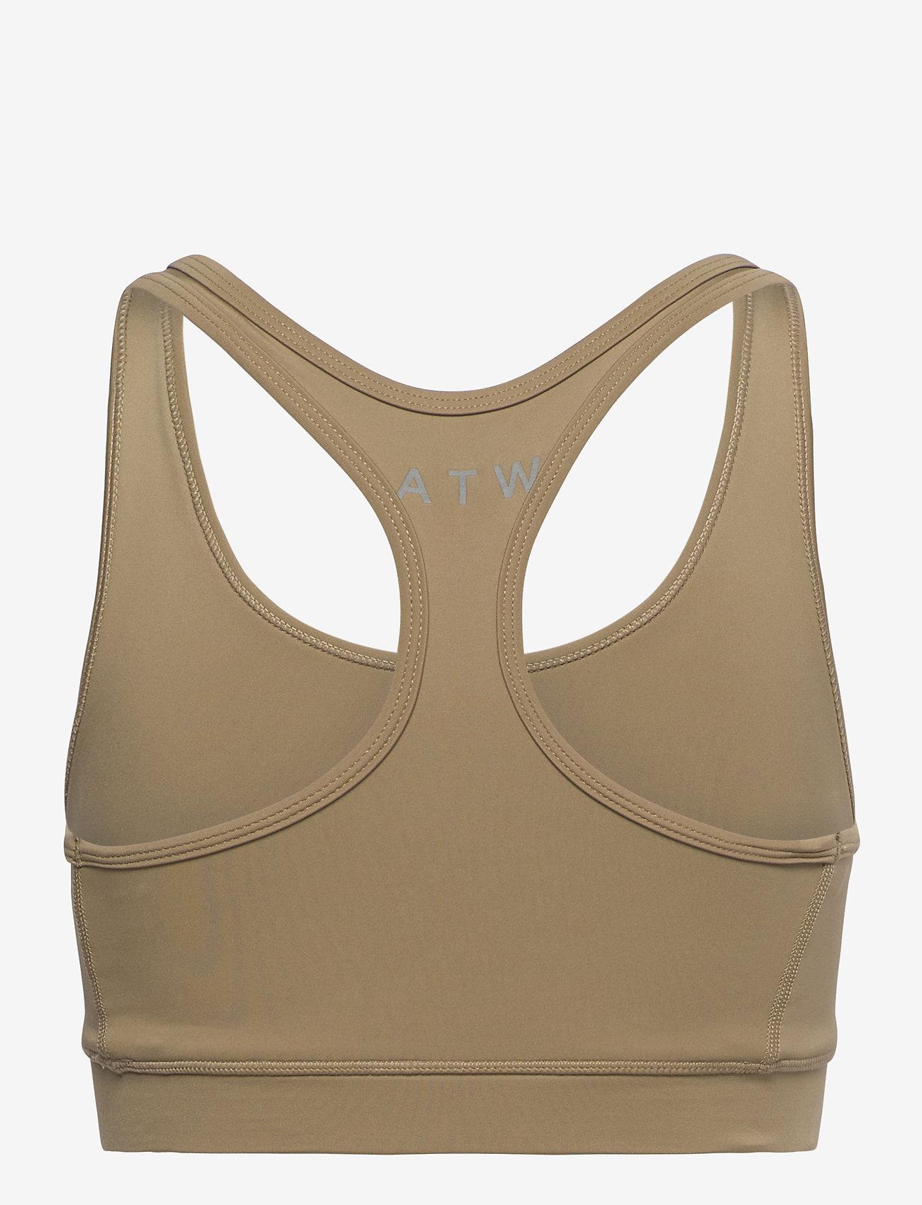 HALO - HALO WOMENS BRATOP - sort bras:high - kelp - 1