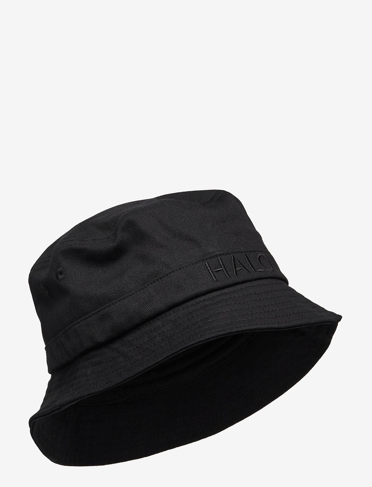 HALO - HALO Bucket Hat - bucket hats - black - 0
