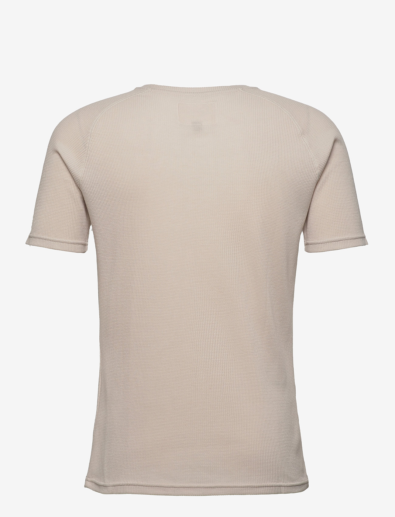 HALO HALO Waffle Tee - T-skjorter WINTER WHITE - Menn Klær