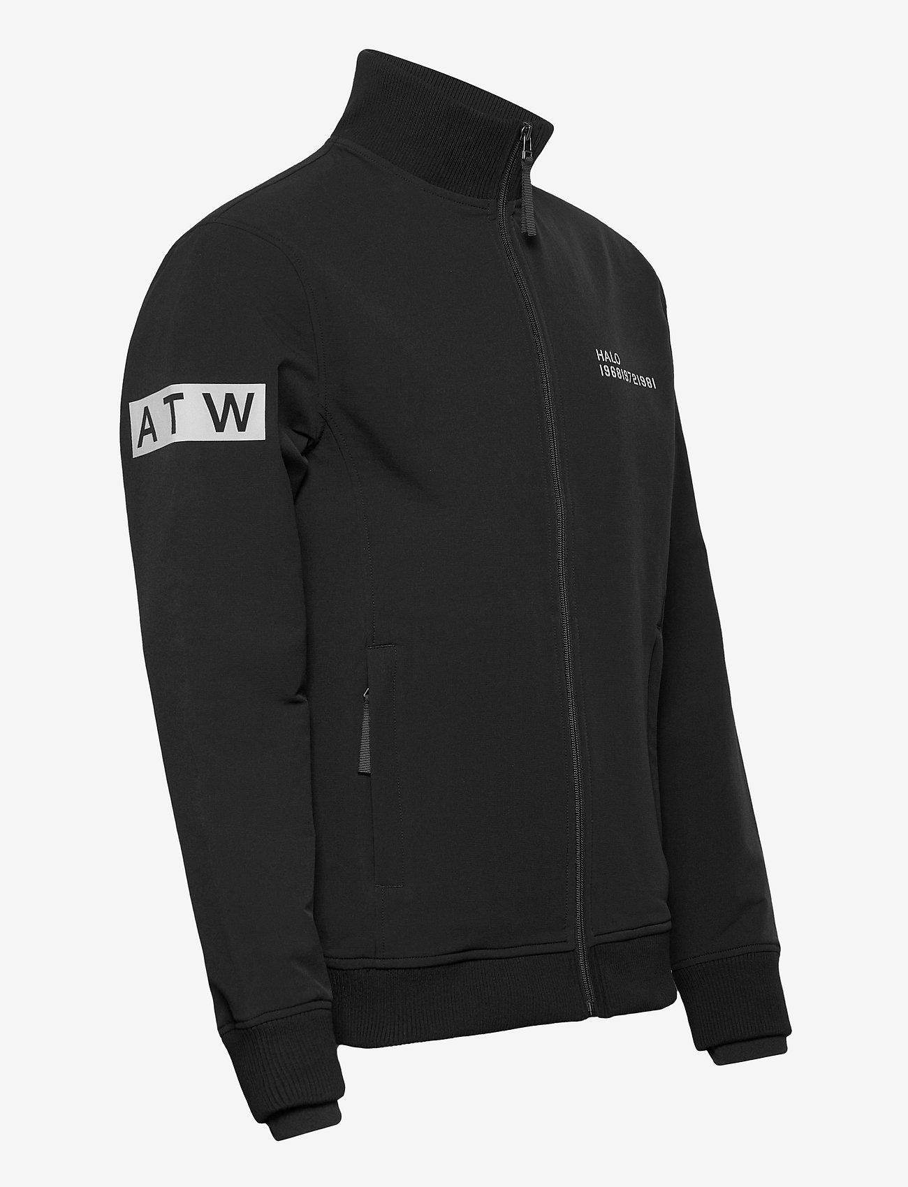 Halo Zip Jacket (Black) (240 €) - HALO zpDlO