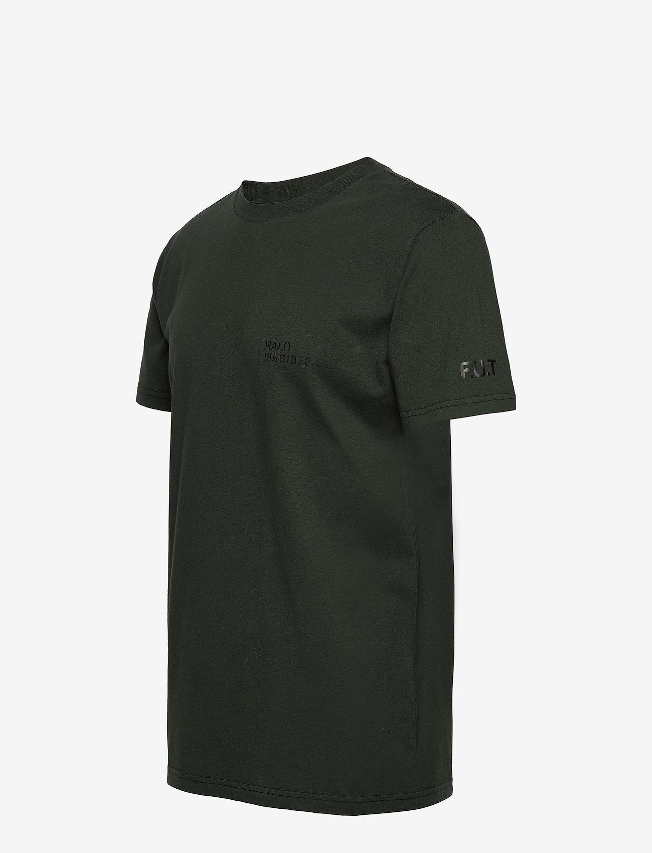 HALO HALO Cotton Tee - T-skjorter DEEP FOREST - Menn Klær