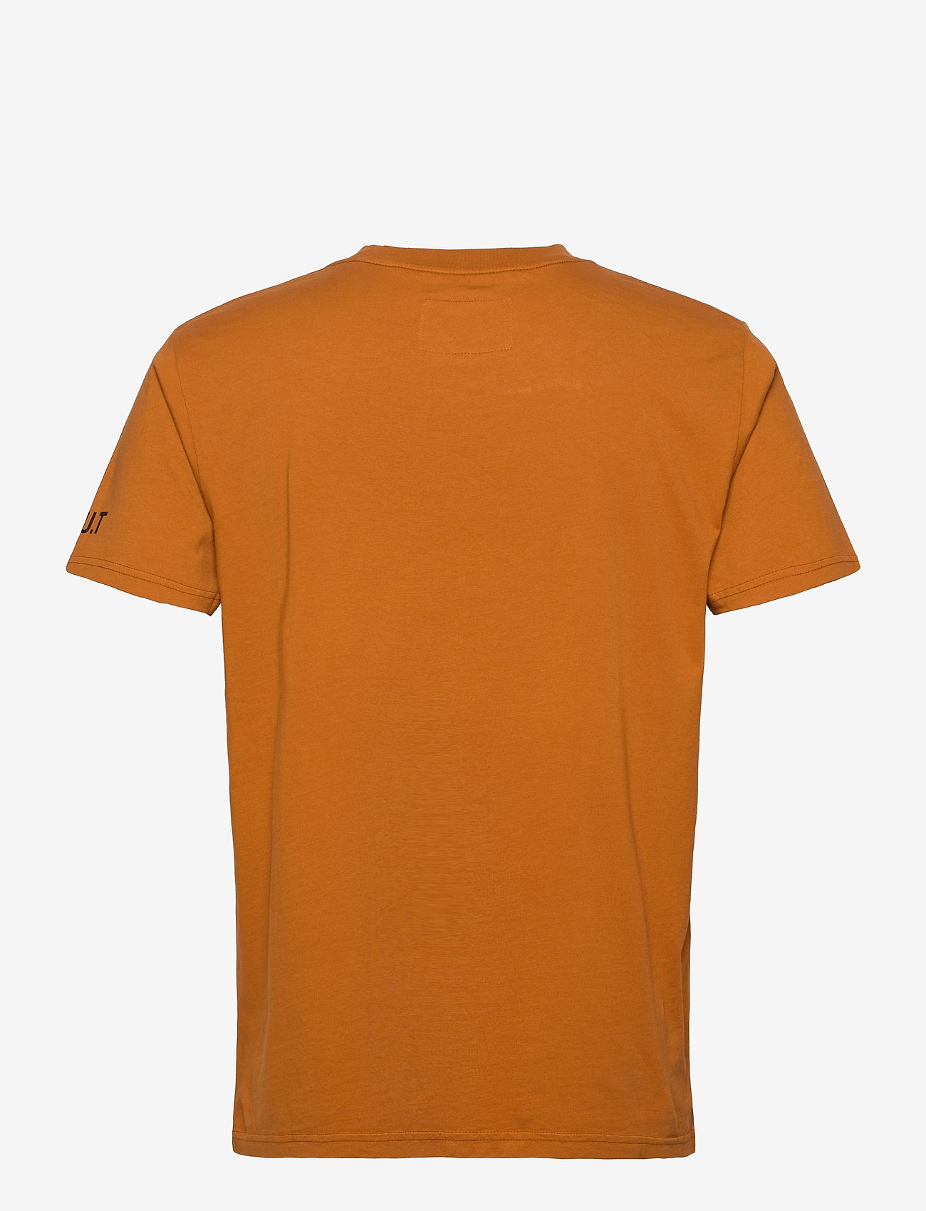 HALO HALO Cotton Tee - T-skjorter RUST ORANGE - Menn Klær