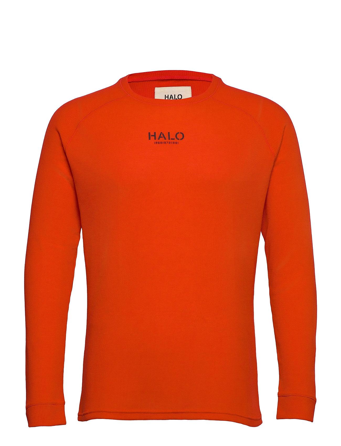 Halo Military Long Sleeve T-Langærmet Skjorte Rød HALO