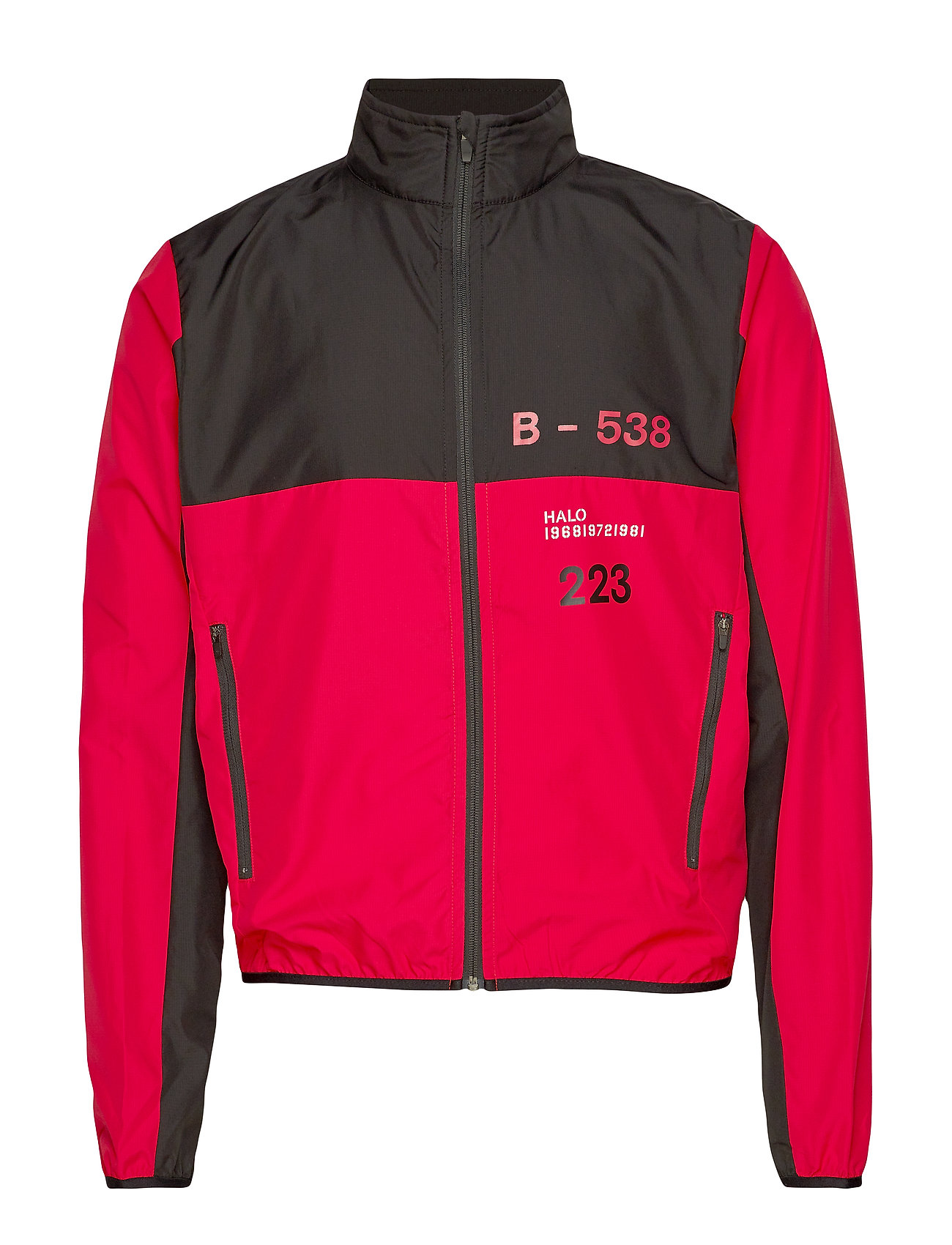 HALO Halo Tech Jacket - RED/BLACK