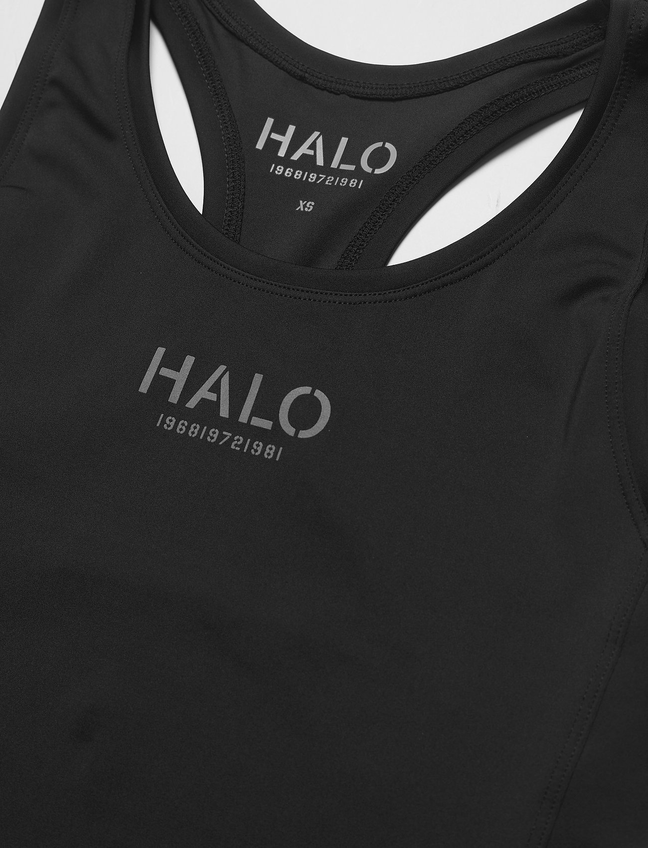 HALO - HALO WOMENS RACERBACK TANK - toppar & t-shirts - black - 2