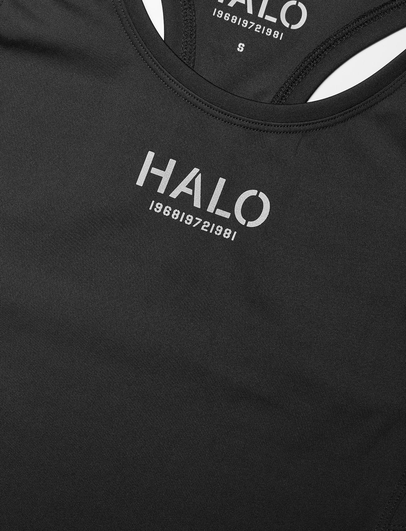 HALO - HALO WOMENS RACERBACK TANK - sleeveless tops - black - 2